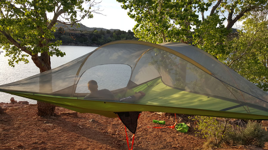 Tent Hammock For Two : Hammock tent rentals in st george rent