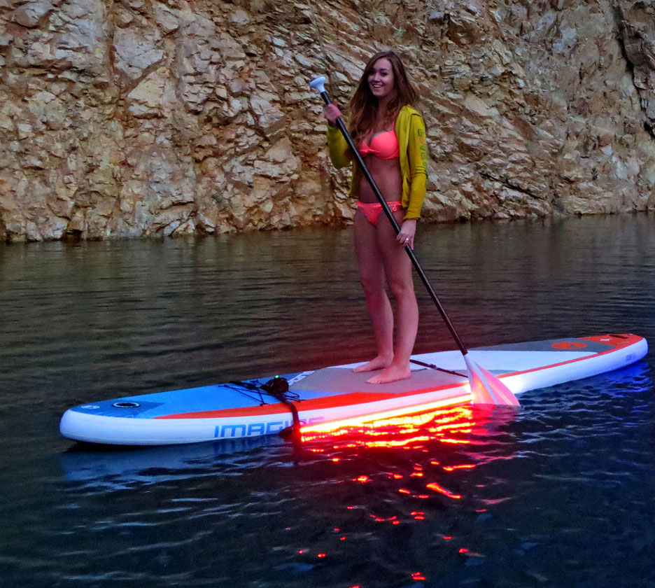 Inflatable Sup Imagine Icon Dlx