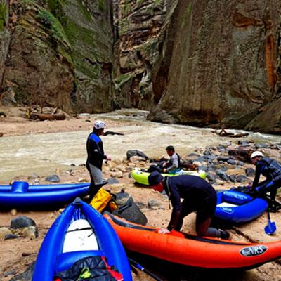 kayaking rentals in st george utah